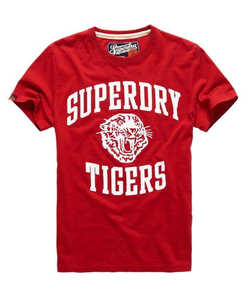 superdry tiger t shirt