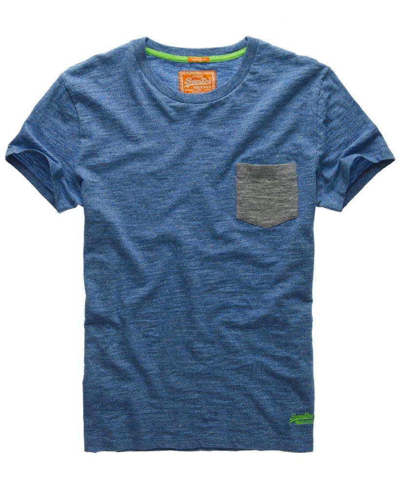 Superdry T-shirt à poche Grindle thumbnail 1
