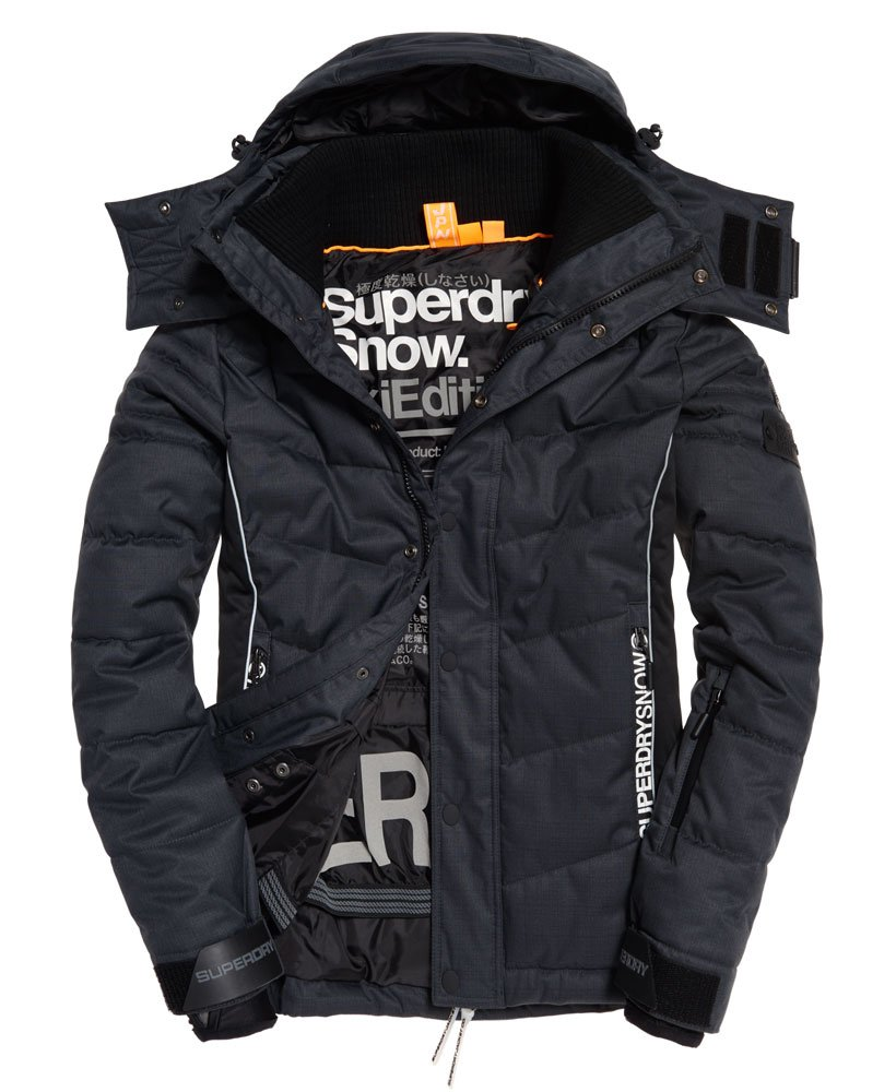 Superdry snow jacket