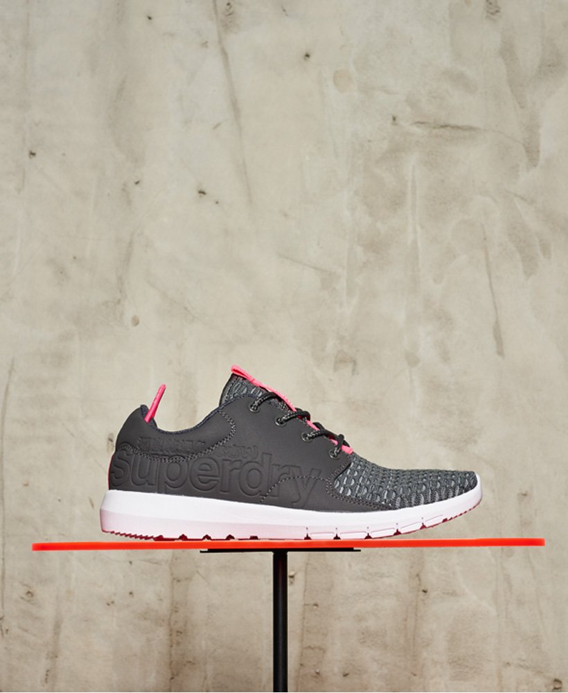 Superdry Sport Weave Runner Trainers thumbnail 1