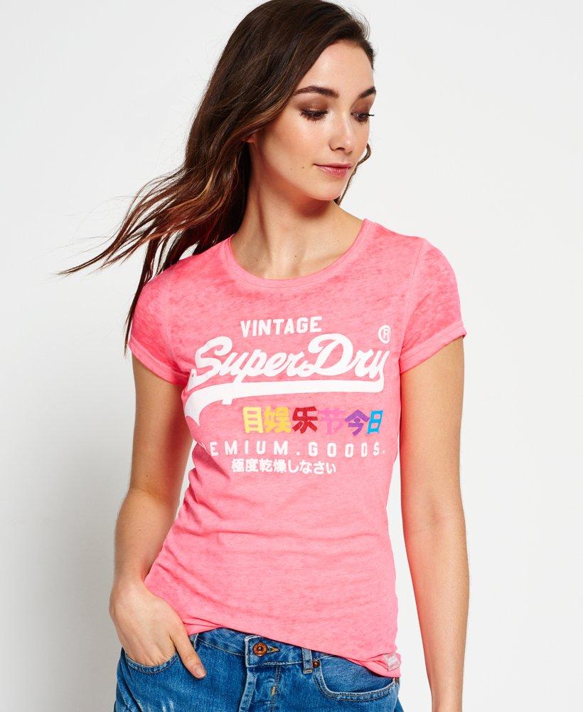 Superdry Premium Goods Damen T-Shirt