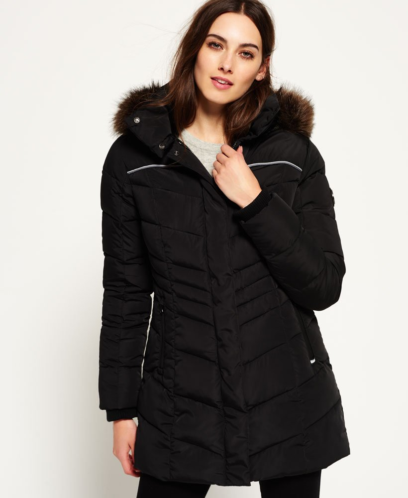 Superdry Glacier Parka Jacket Women's Jackets & Coats
