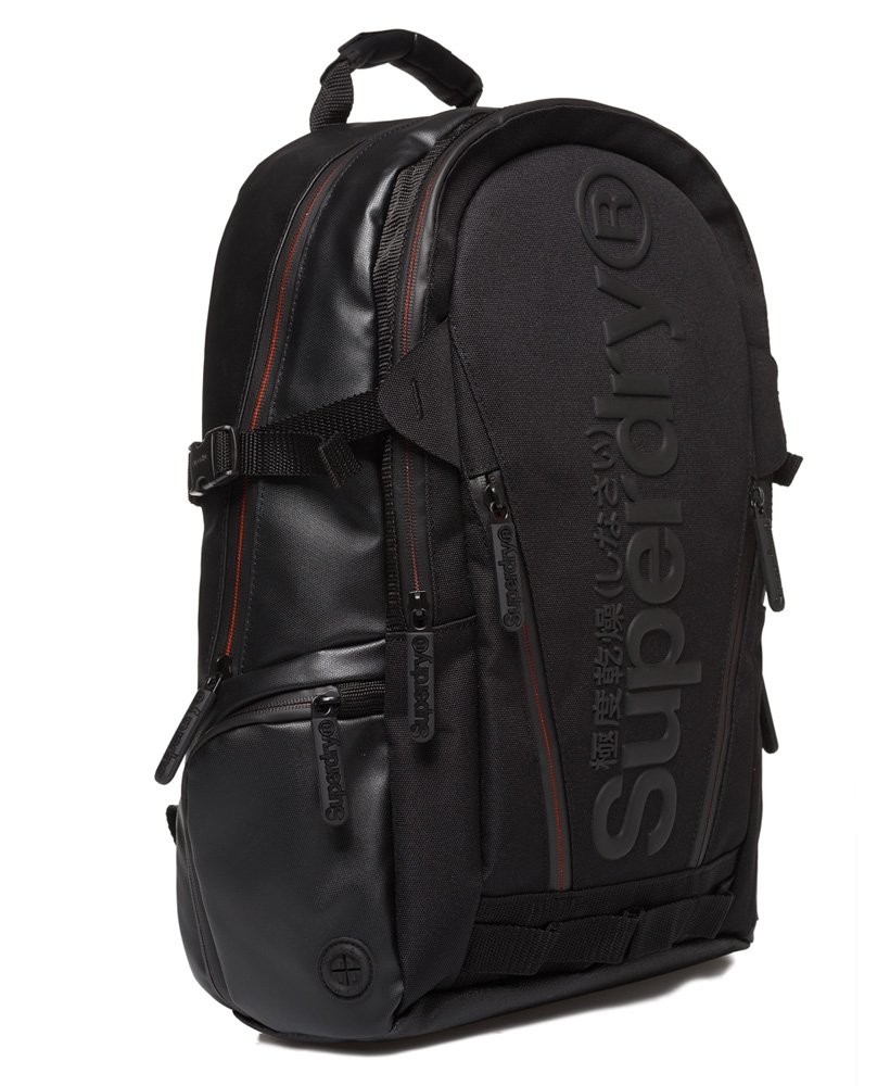 special for shoe official arrives Superdry Buff Tarp Backpack - Men's Bags