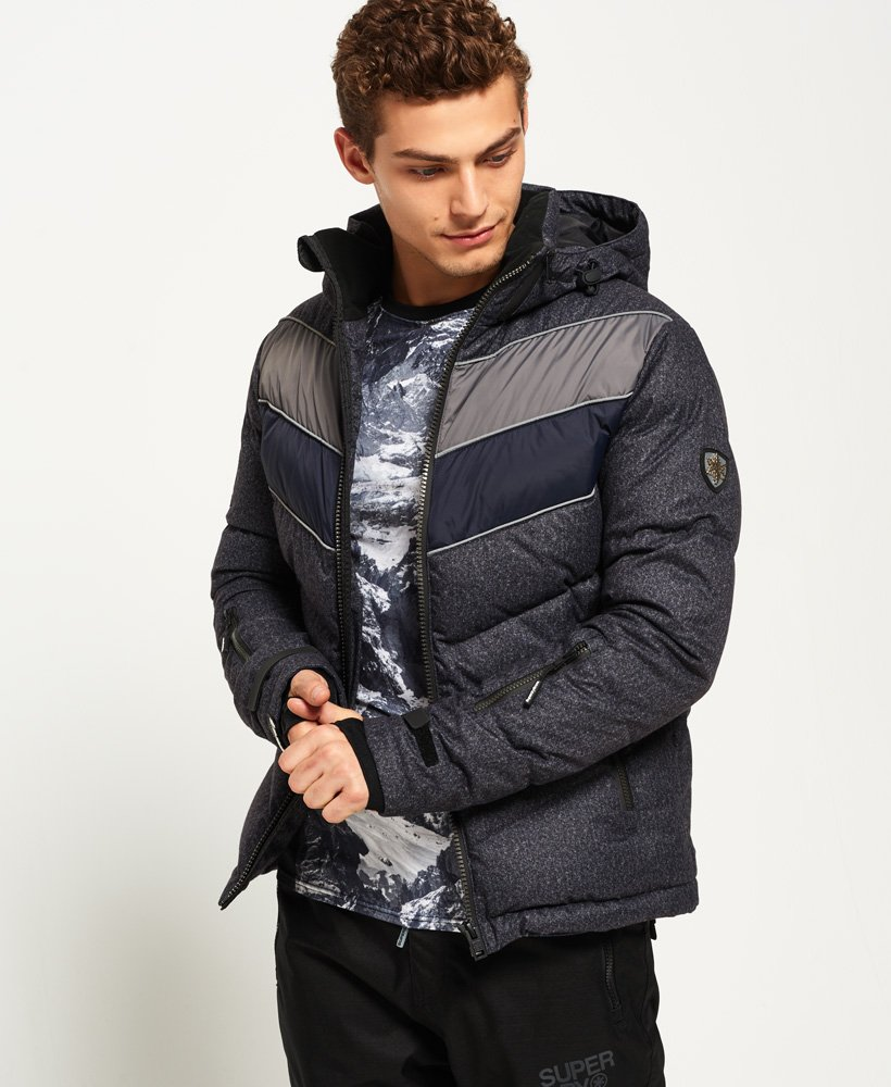 Superdry Ski Assassin Down Puffer Jacket thumbnail 1