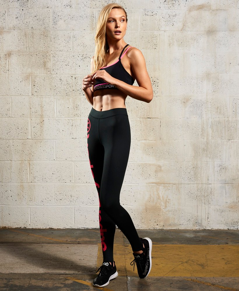 Superdry Sport Model Leggings thumbnail 1