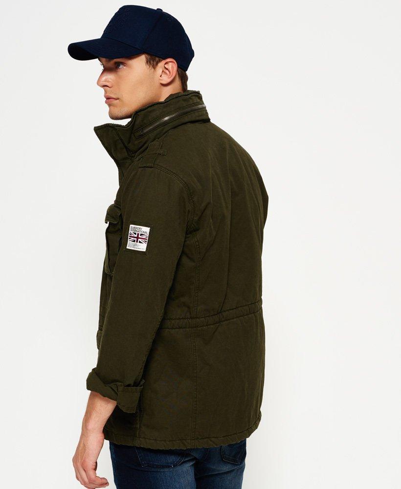 Et Superdry Militaire Épaisse Vestes Veste Rookie Manteaux Style Rxx16Yrw a2469947e08