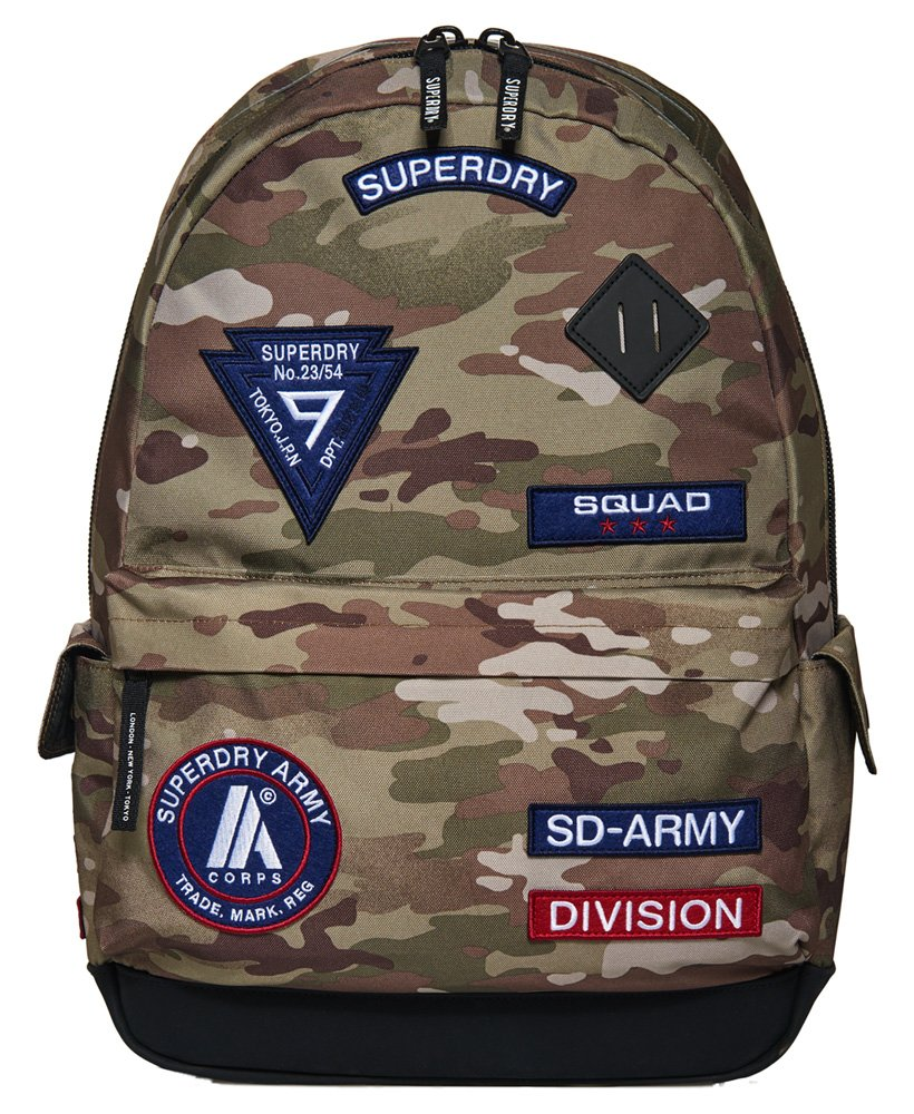 Superdry Platoon Montana Rucksack