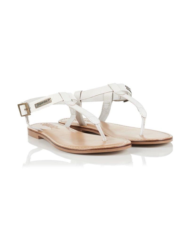 Superdry Sandalen Bondi Thong - Damen Schuhe b05acfec63