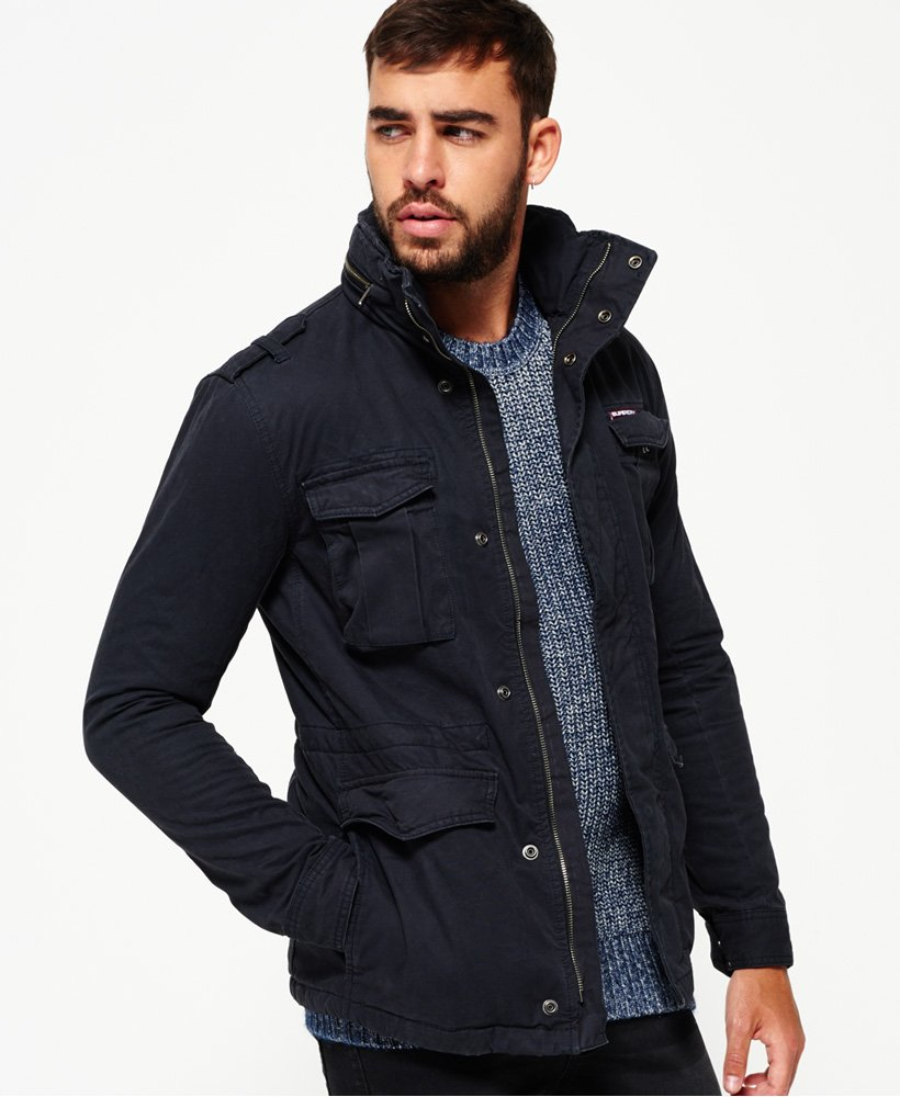 Superdry Rookie Heavy Weather Field Jacket thumbnail 1