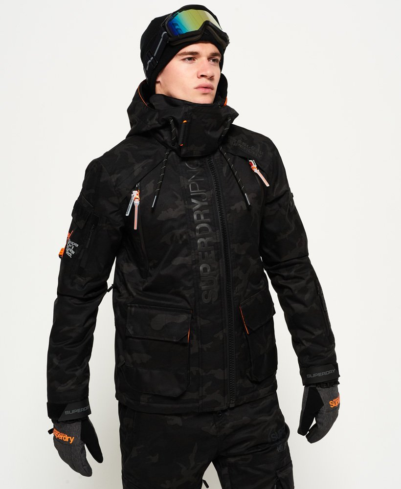 Superdry Ultimate Snow Rescue Jacket thumbnail 1