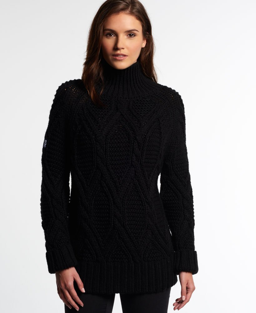 Superdry Karella Lattice Knit