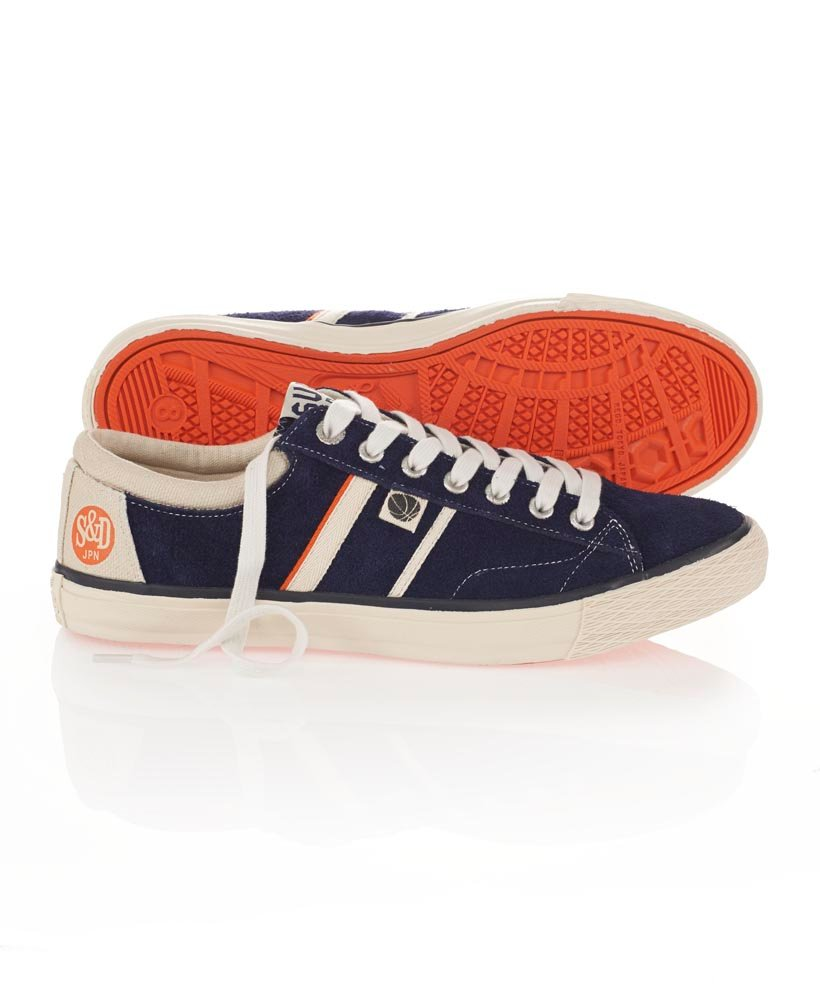 Superdry Hammer Rough Suede Shoes