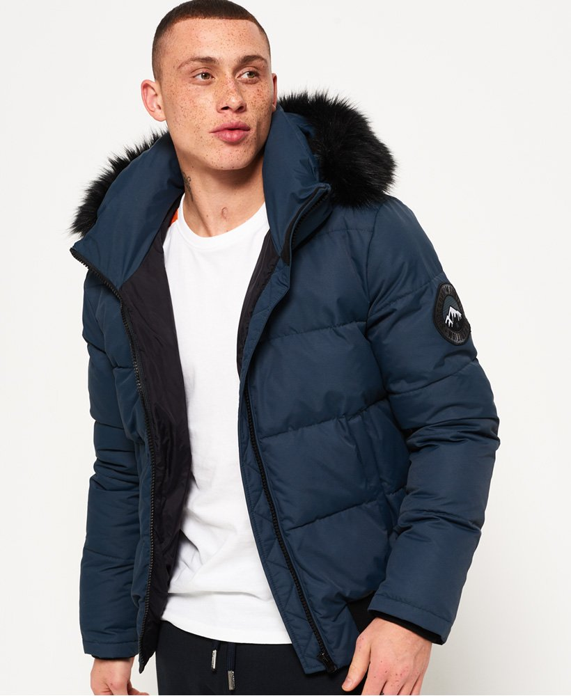 Superdry Everest Bomber Jacket Men's Jackets