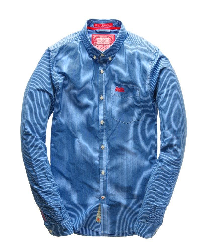 Superdry London skjorte Herre Skjorter