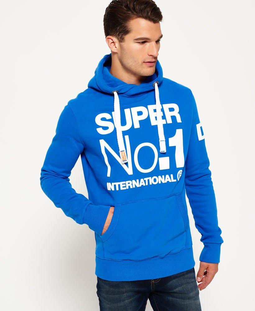 Superdry Sweat à capuche International Fluro Sweats à