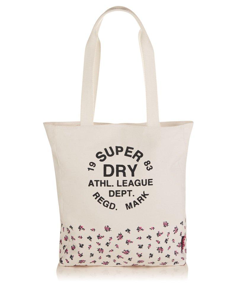 e2d1dc7704d4 Superdry Athletic League Canvas Tote Bag - Women s Bags