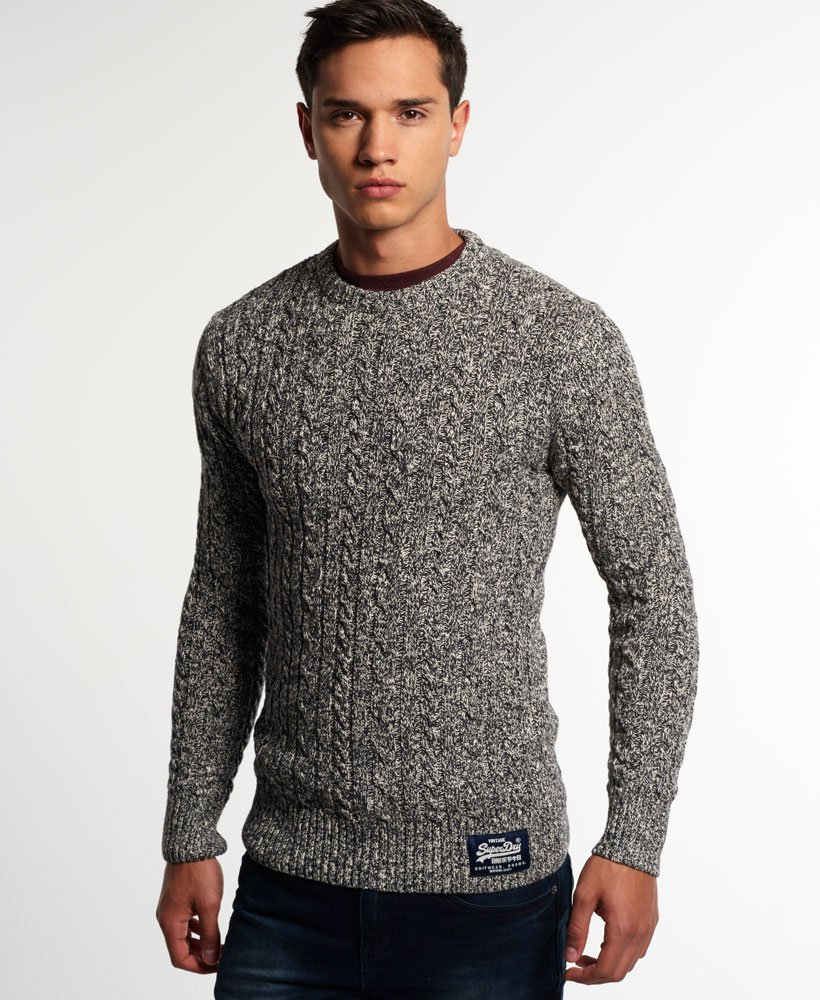 Pull Superdry Lite Pulls Jacob Pour Homme wUadqOYax