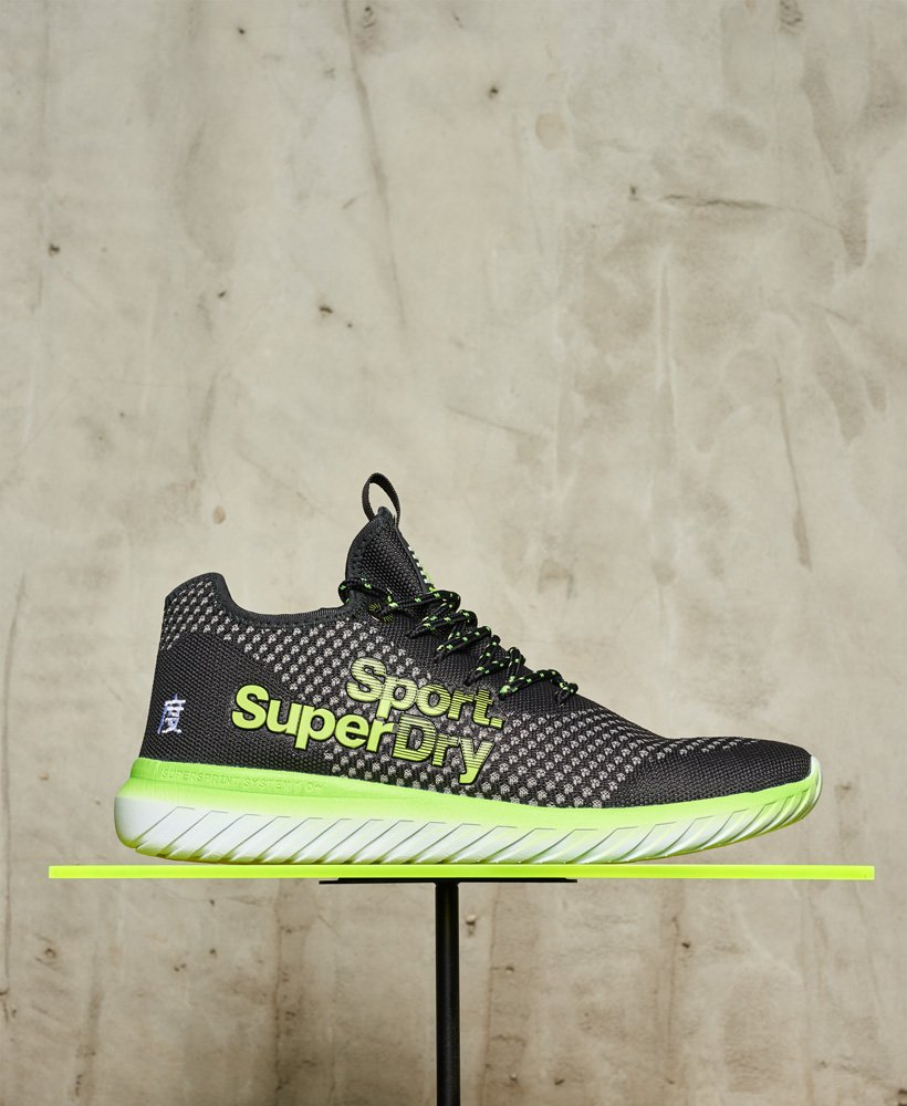 Superdry Zapatillas deportivas de tela Super Freesprint thumbnail 1