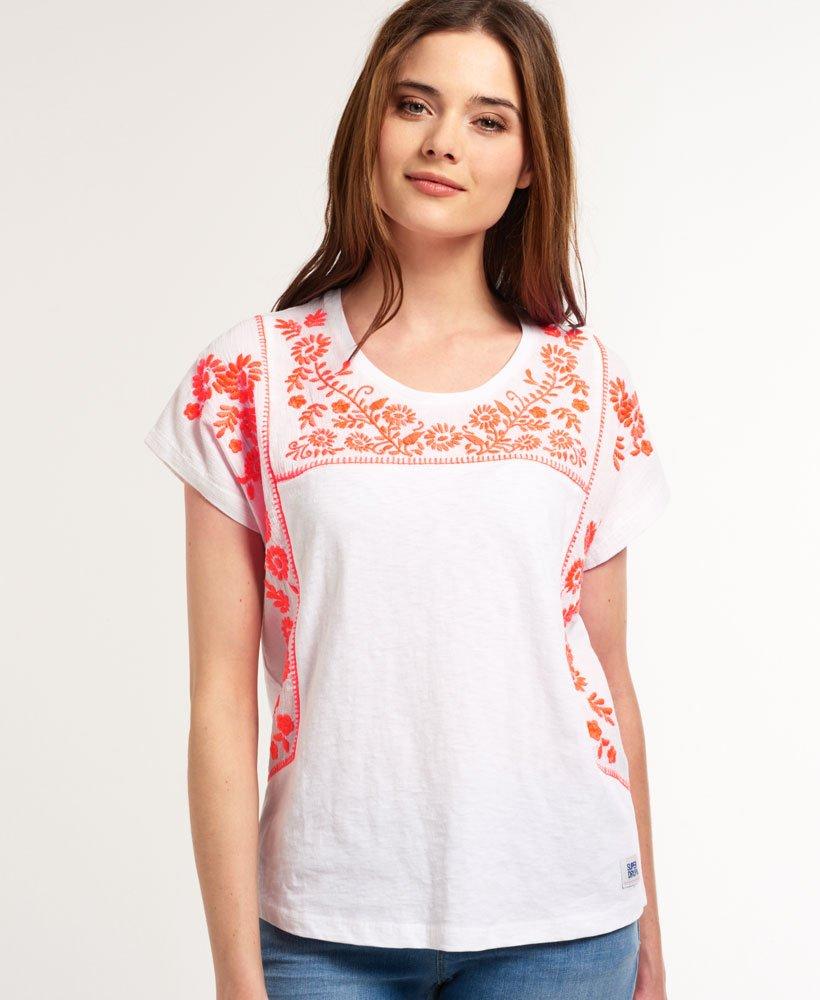 Superdry Folk Floral T-shirt