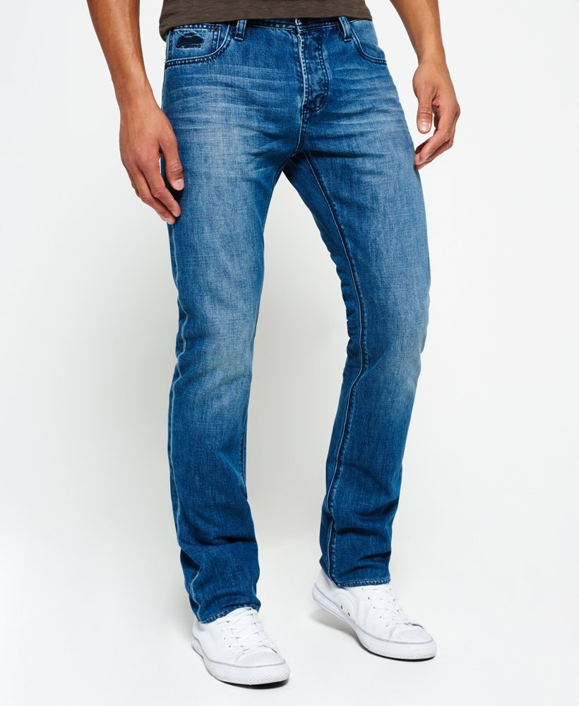 Superdry Vaqueros Officer Straight