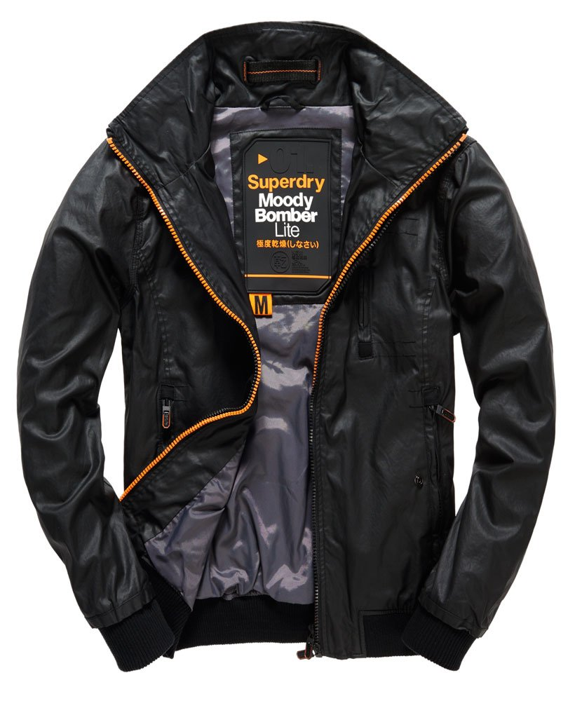 shop for genuine low cost hottest sale Superdry Moody Bomber Lite Jacket - Men's Jackets