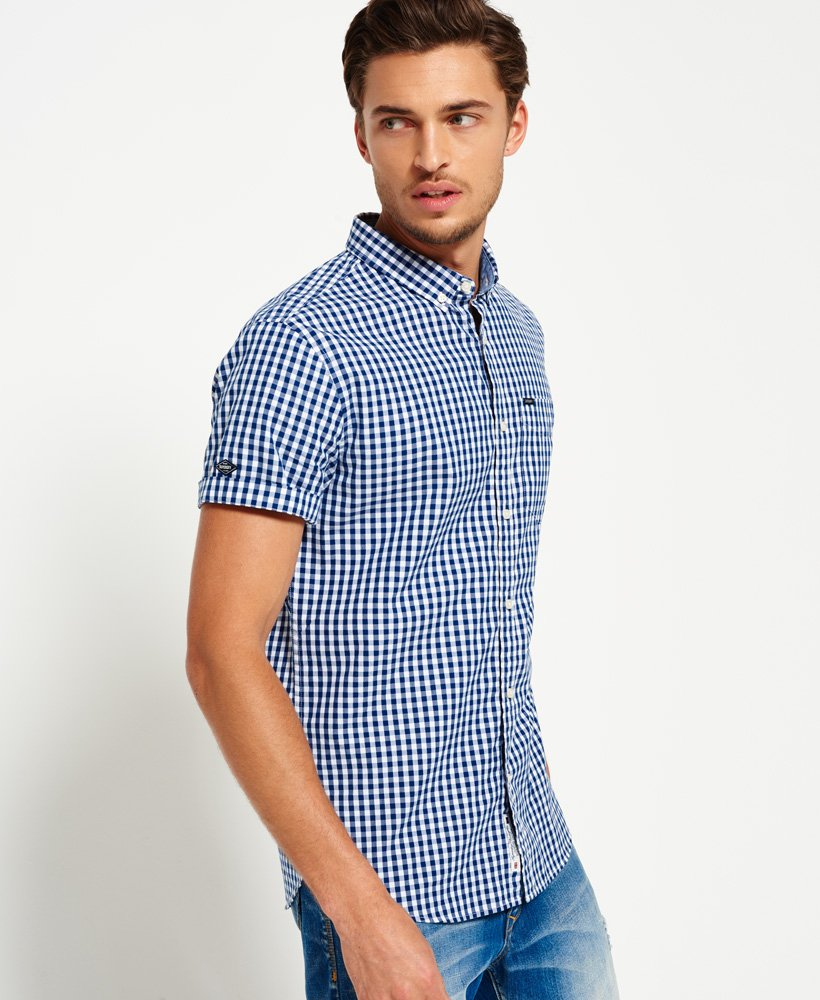 Superdry Ultra Lite Oxford Shirt  thumbnail 1
