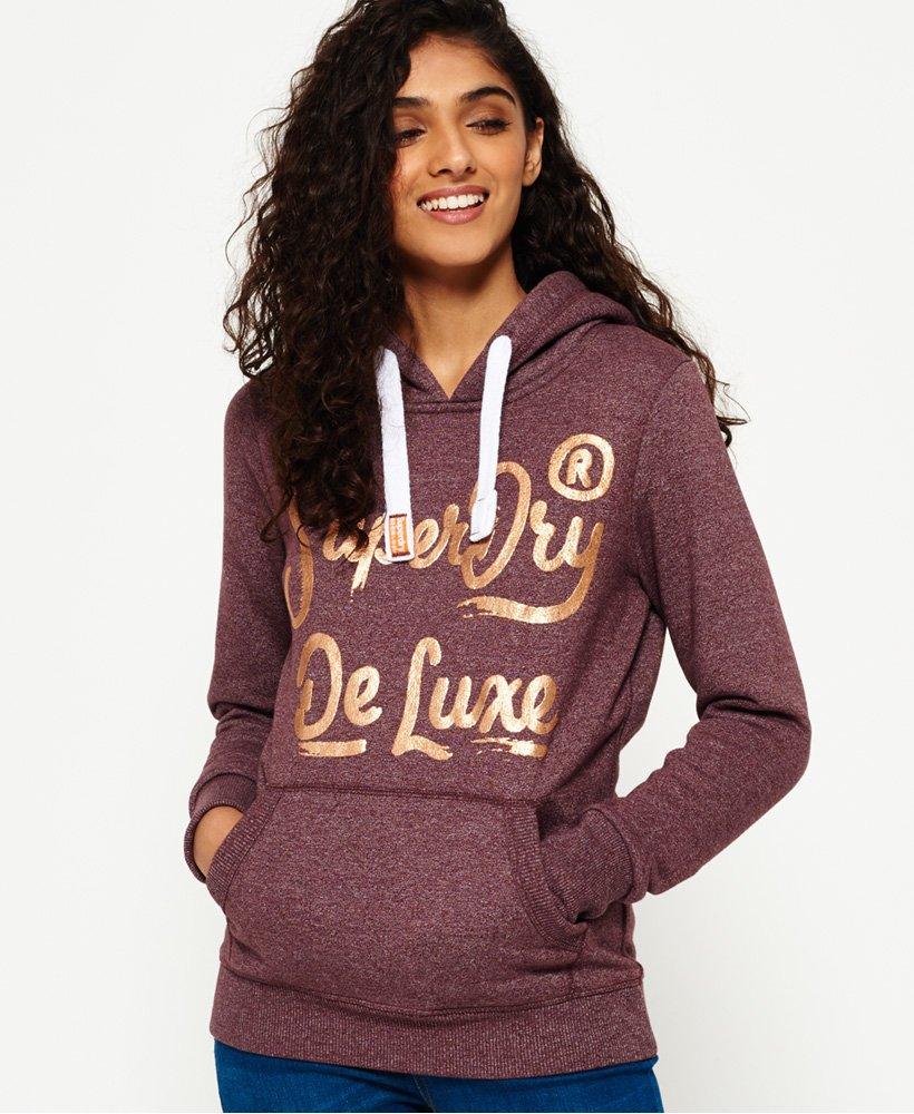 Superdry De Luxe Hoodie Women's Hoodies