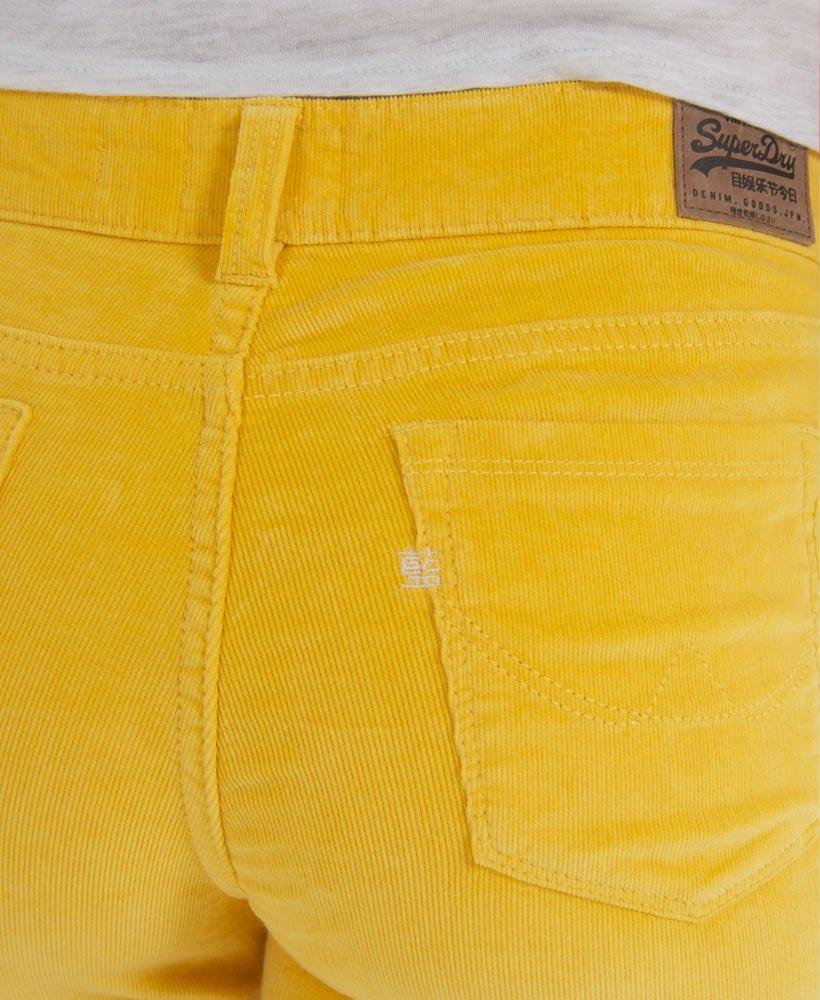 Superdry Pantalon en velours côtelé Super Skinny pour Femme