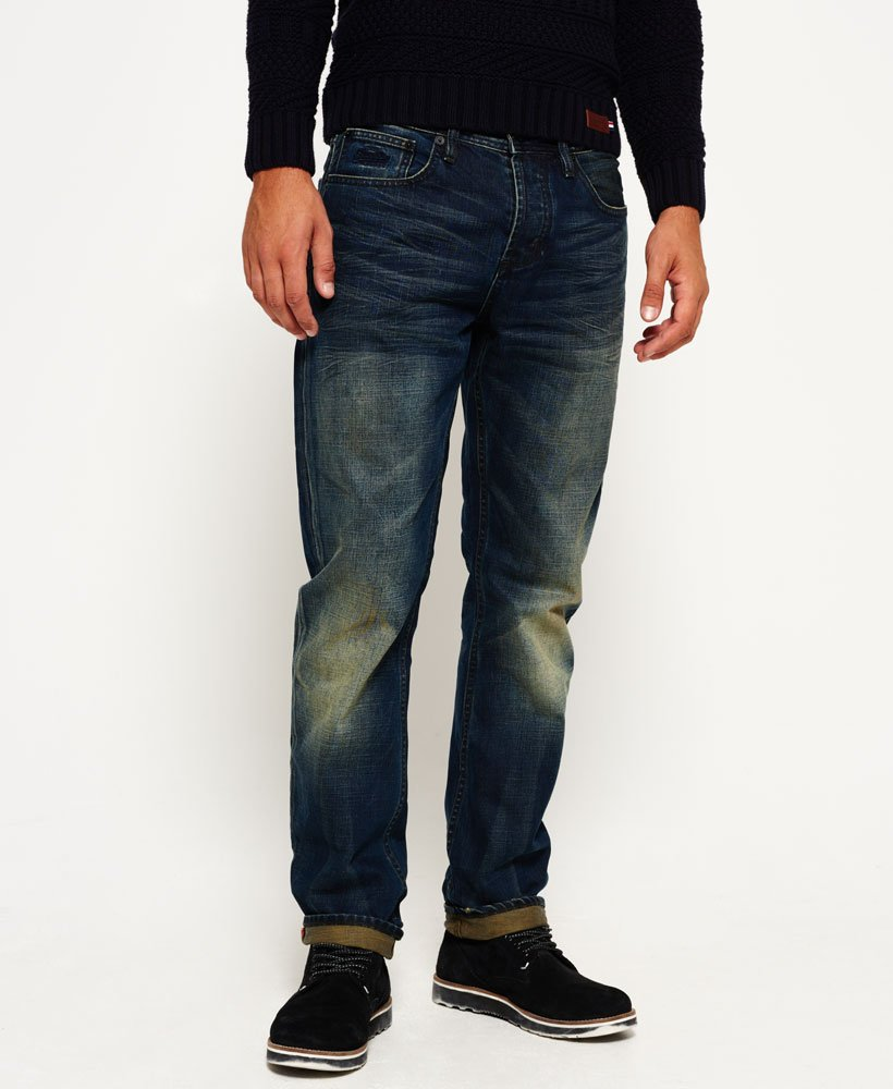 Superdry Jean large Copperfill