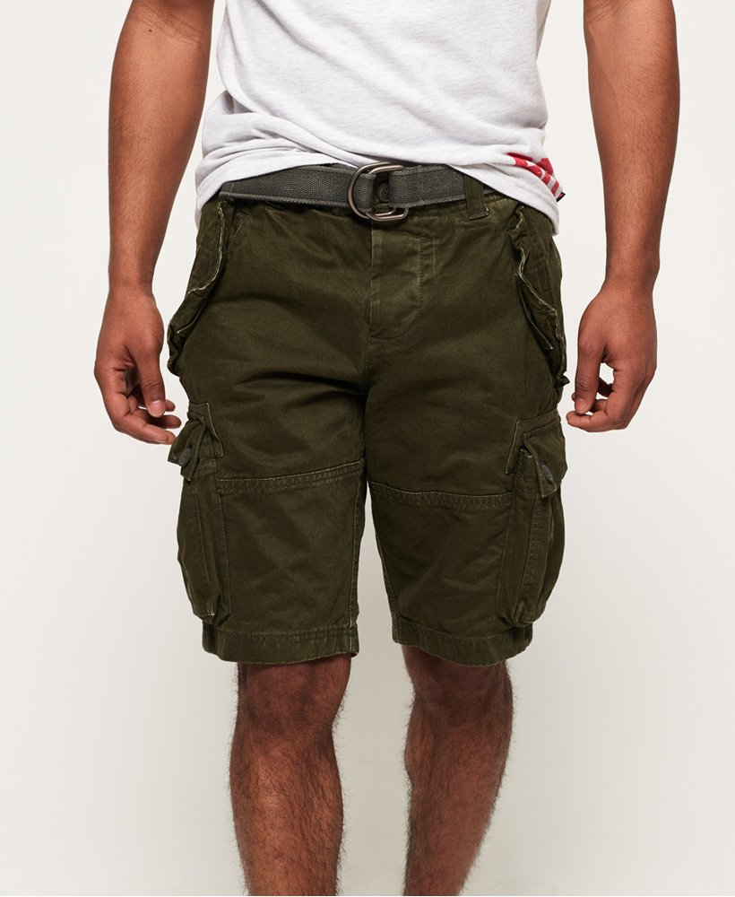 Superdry Core Cargo Heavy Shorts thumbnail 1
