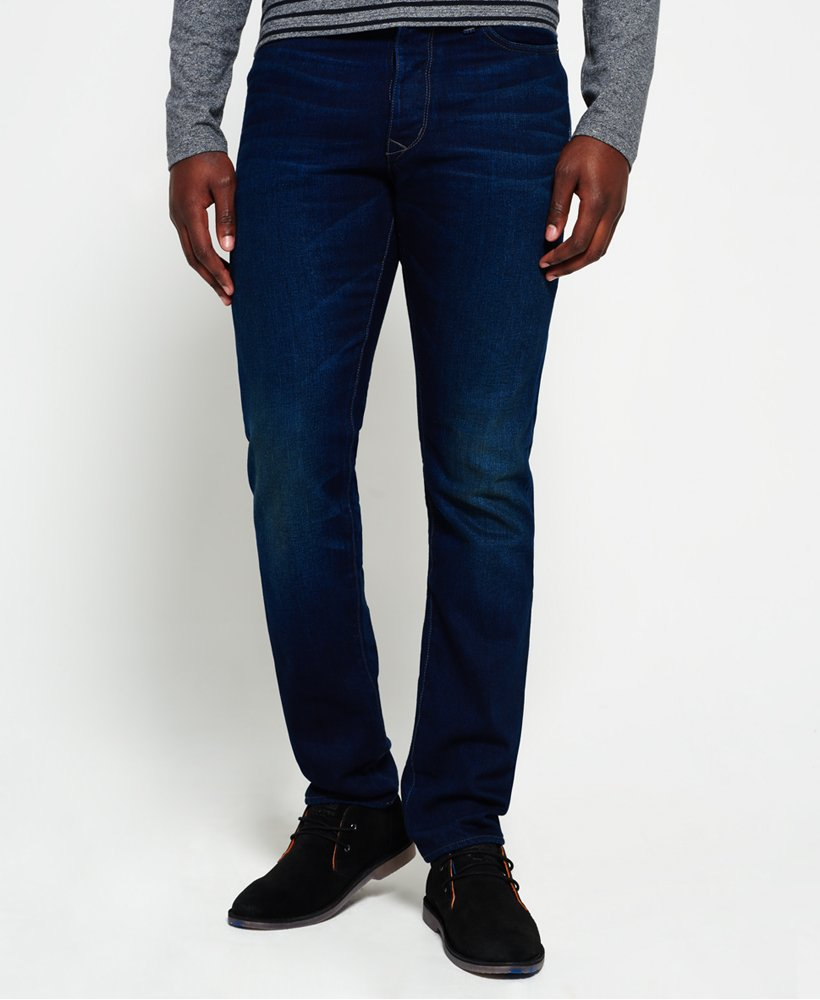 Superdry Biker Tapered Jeans thumbnail 1