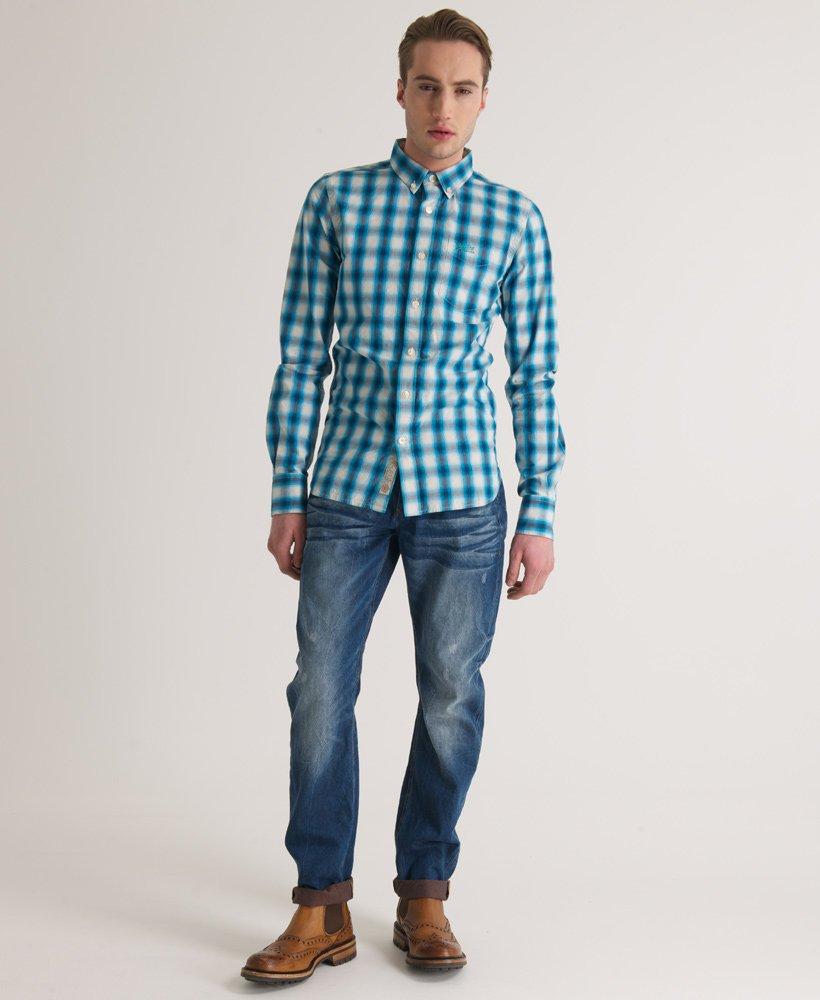 Superdry Camisa New York - Camisas para Hombre