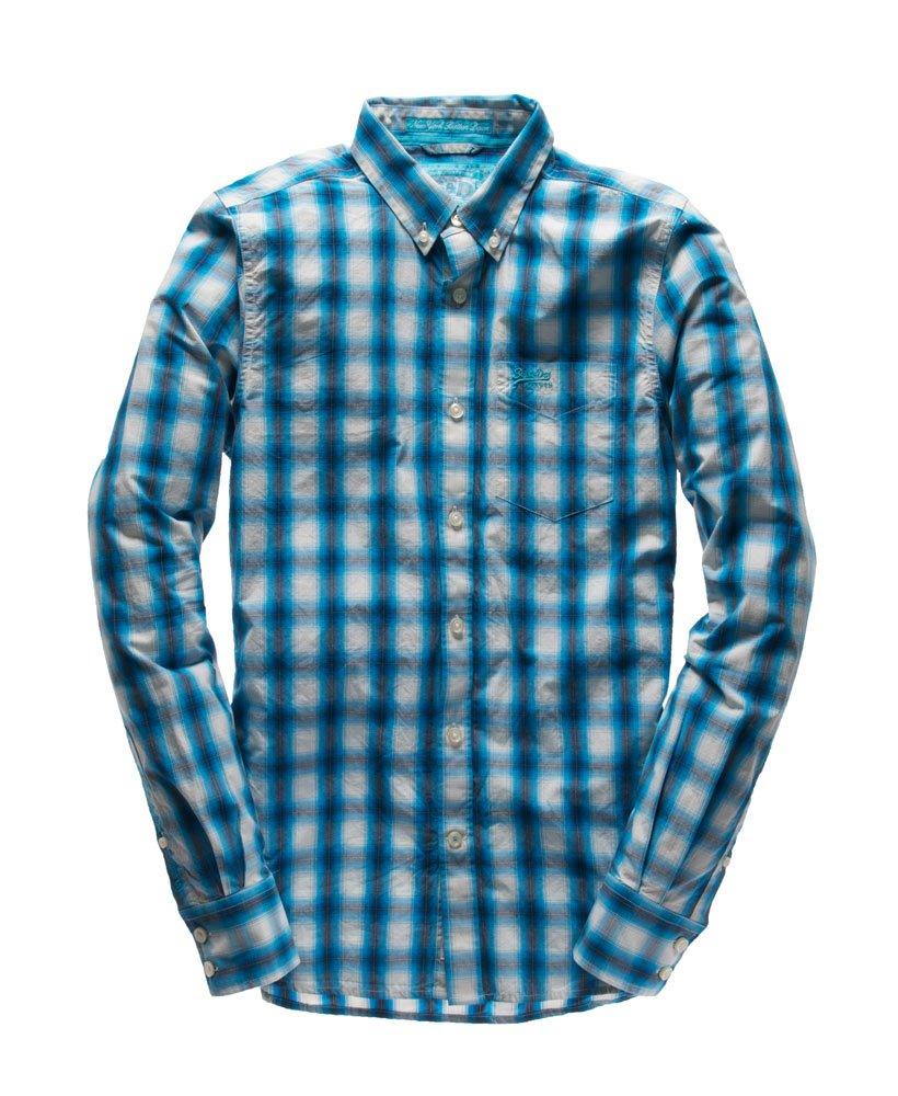 superdry new york hemd herren shirts. Black Bedroom Furniture Sets. Home Design Ideas