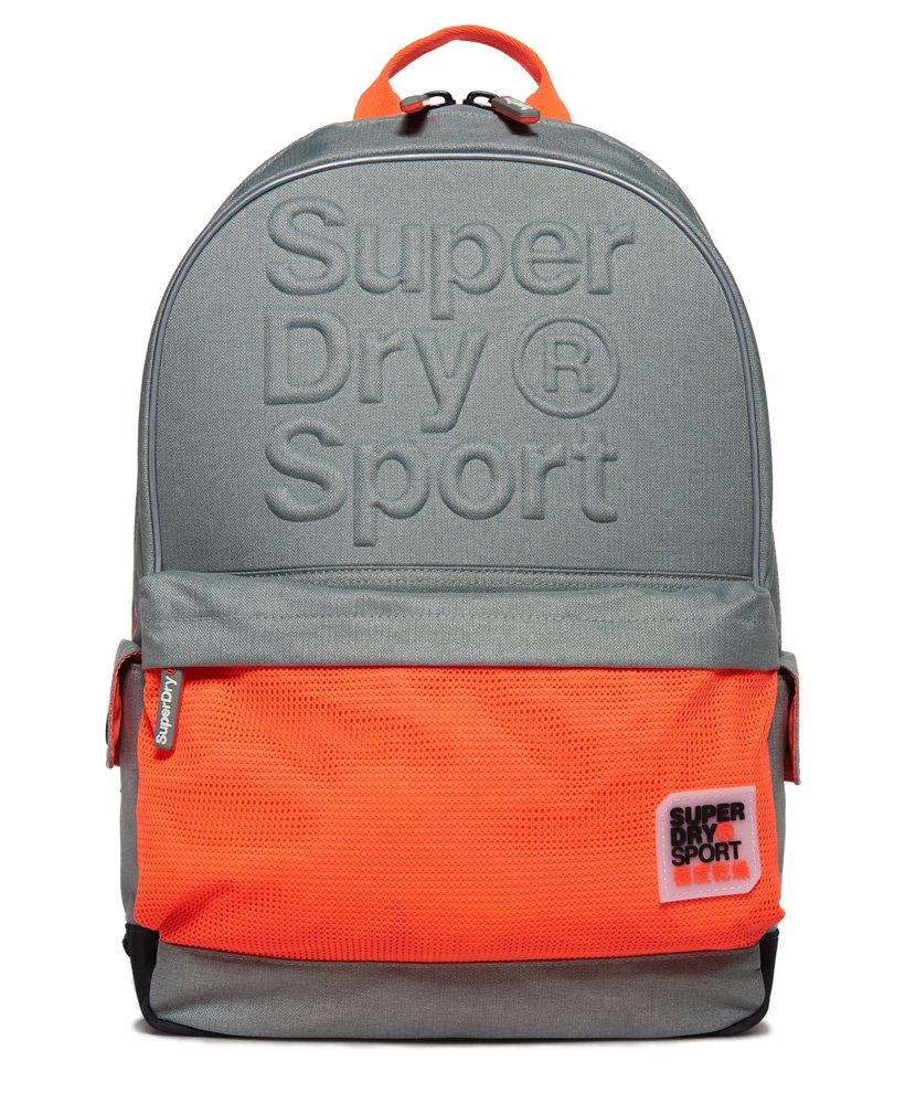 Superdry Sport Embossed Montana-ryggsekk