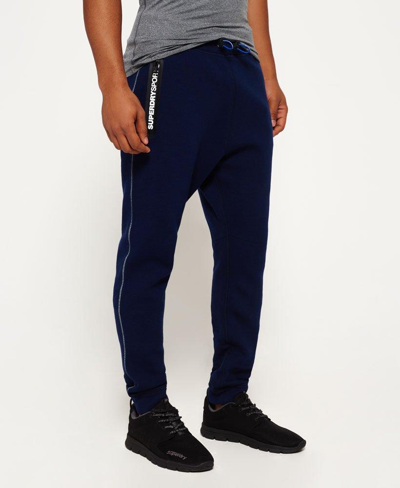 Superdry Pantaloni jogging slim fit Gym Tech