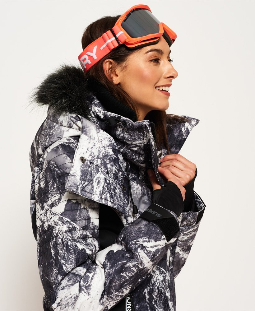 Superdry Snow-pufferjack