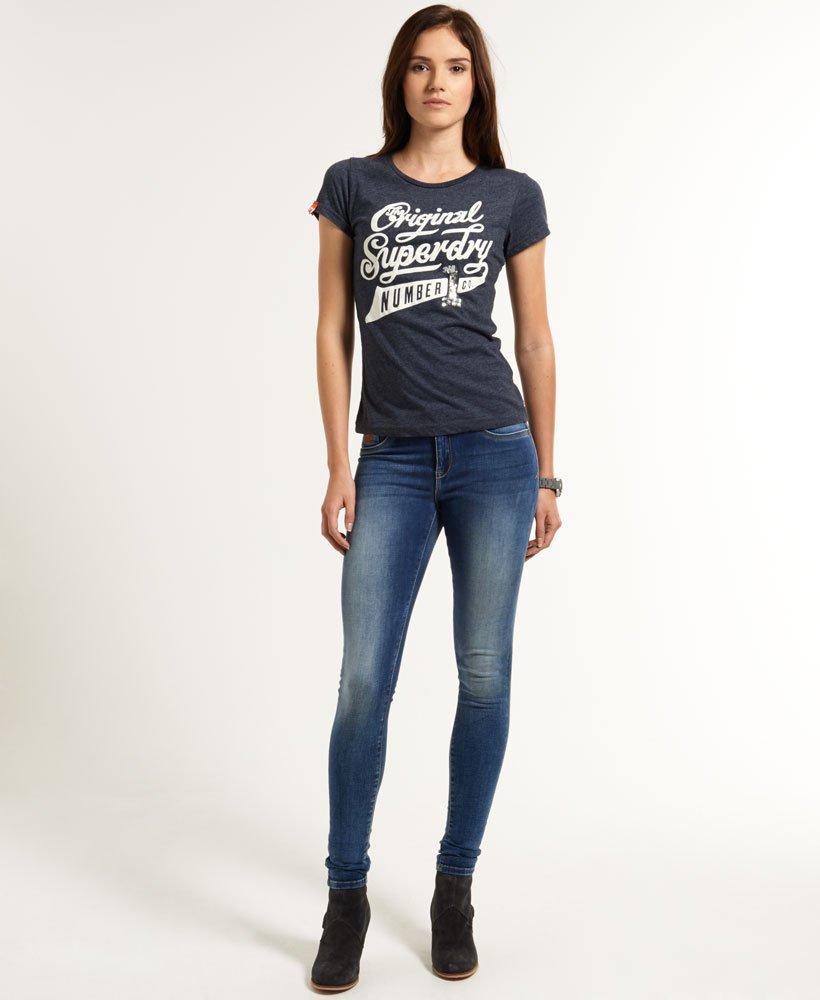 Womens - Second Skin Jeans in Surf Wash  3d97c561efdd