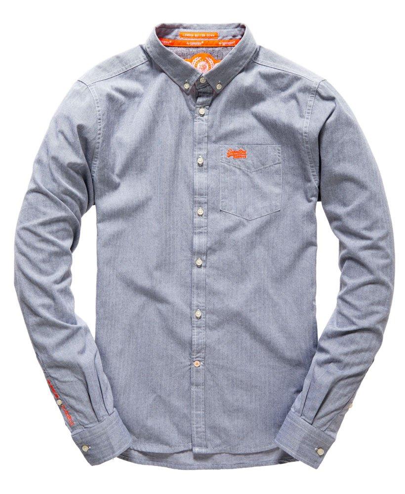 37c477dd Superdry London button down-skjorte - Herrer Skjorter