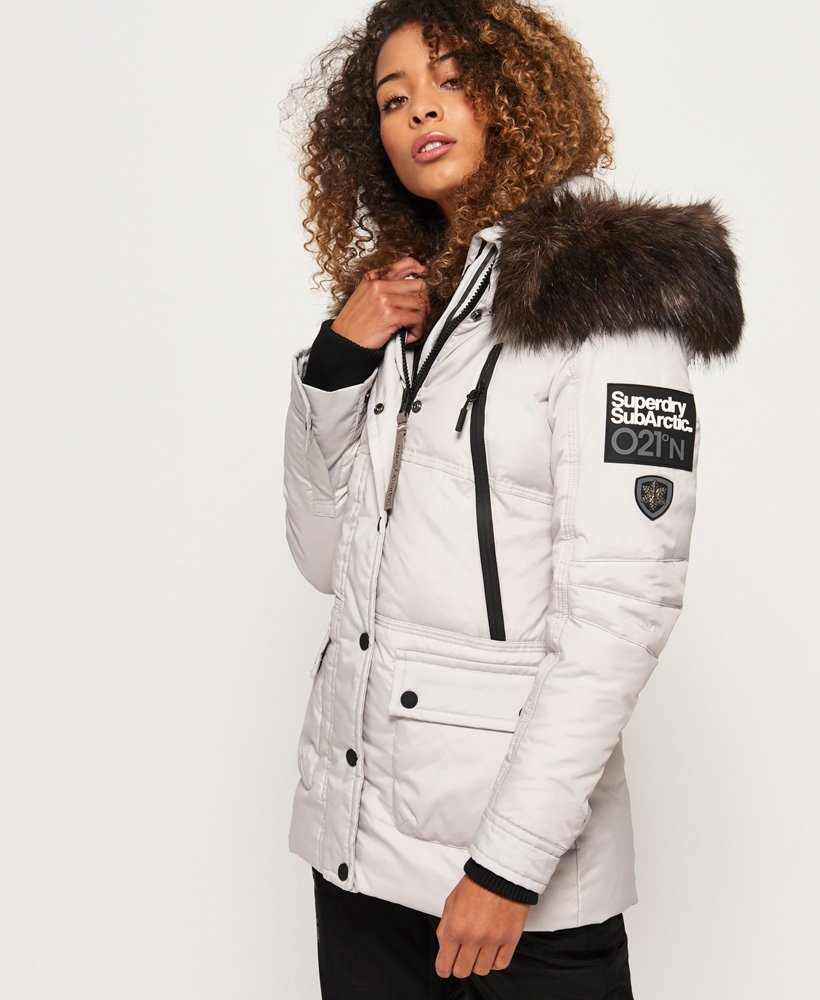 Superdry Parka Canadian Down Ski thumbnail 1