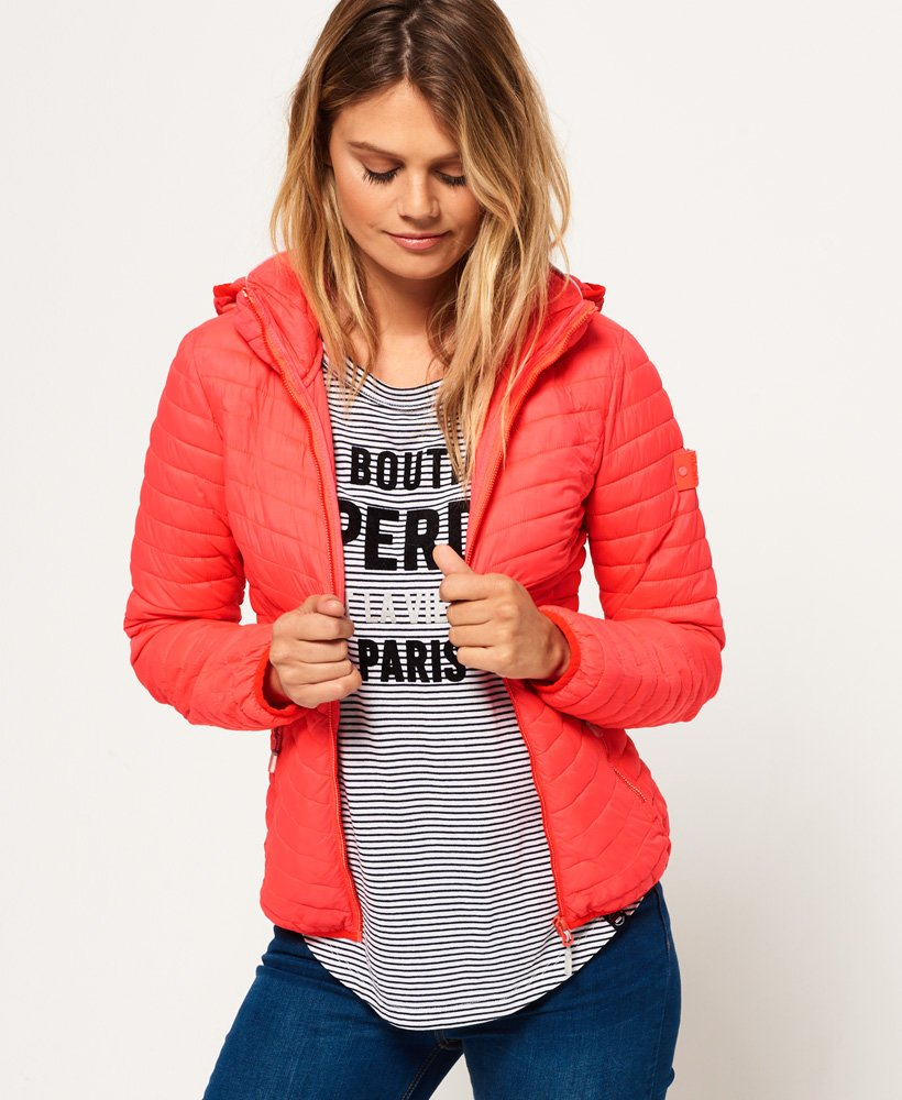 Superdry Womens Vintage Fuji Jacket