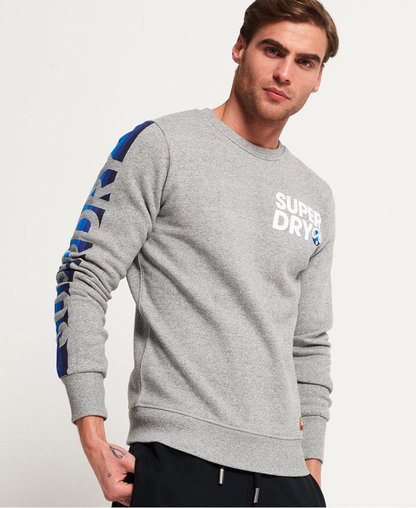 Superdry Undercurrent Crew Neck Sweatshirt