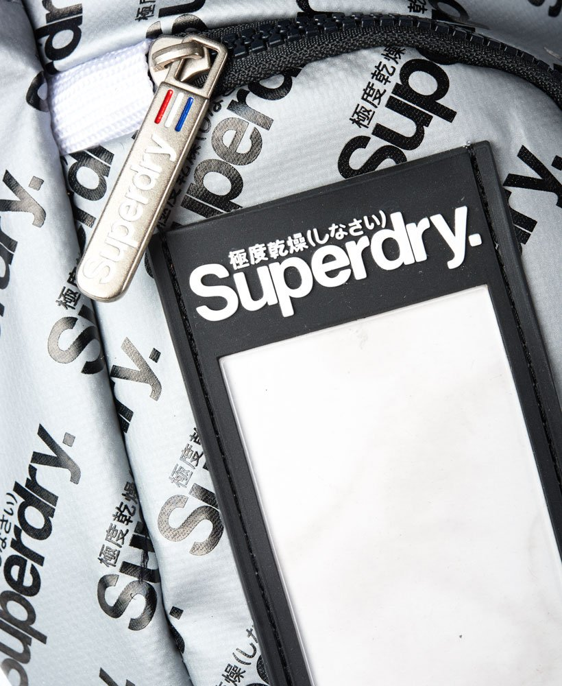 Superdry Reflective Tarp ryggsekk Herre Bagervesker