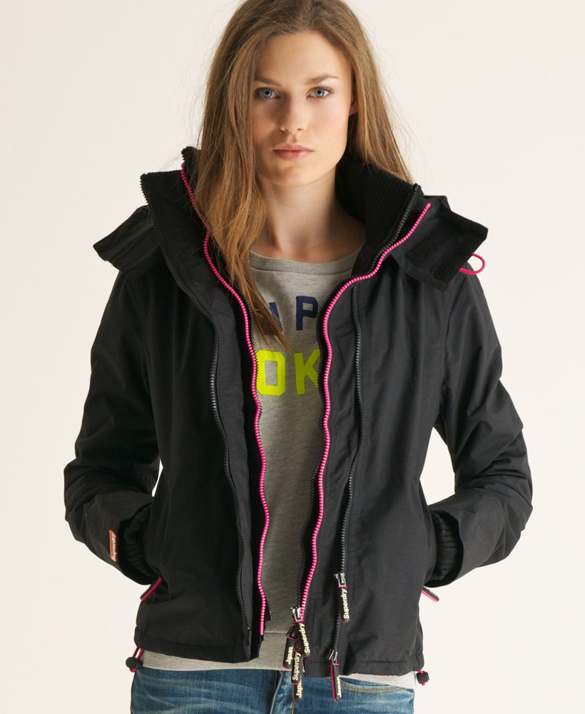 best website e8ac5 d119b Superdry Arctic Pop Windcheater-Jacke - Damen Jacken & Mäntel