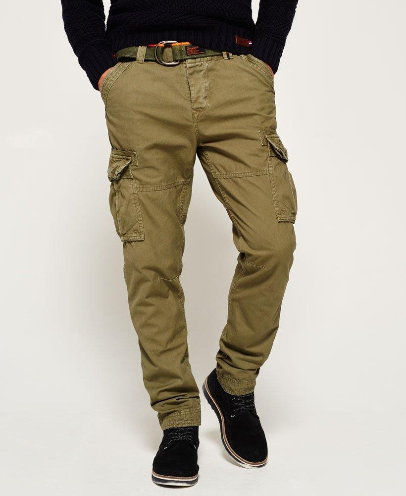 Homme Pantalons Pantalon Lite Superdry Cargo Core IFx6wnqC