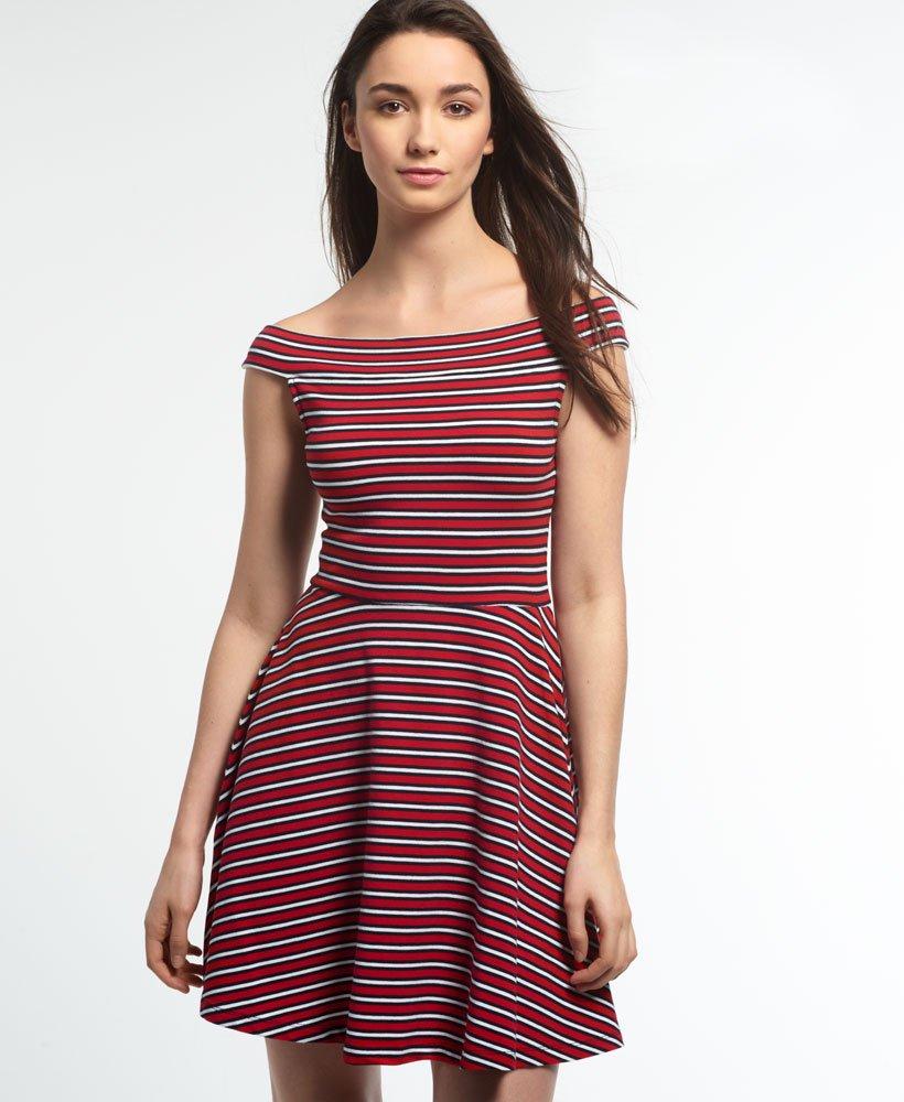 Superdry Bardot Skater Dress 0