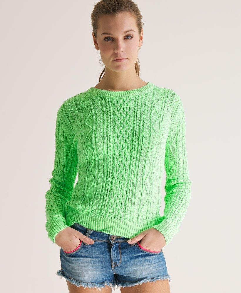 Superdry Shore Sweater Crew thumbnail 1