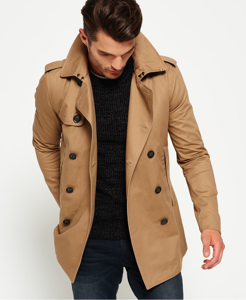 Jackenamp; Herren Regenmantel Mäntel Remastered Superdry Rogue iPuXkZ