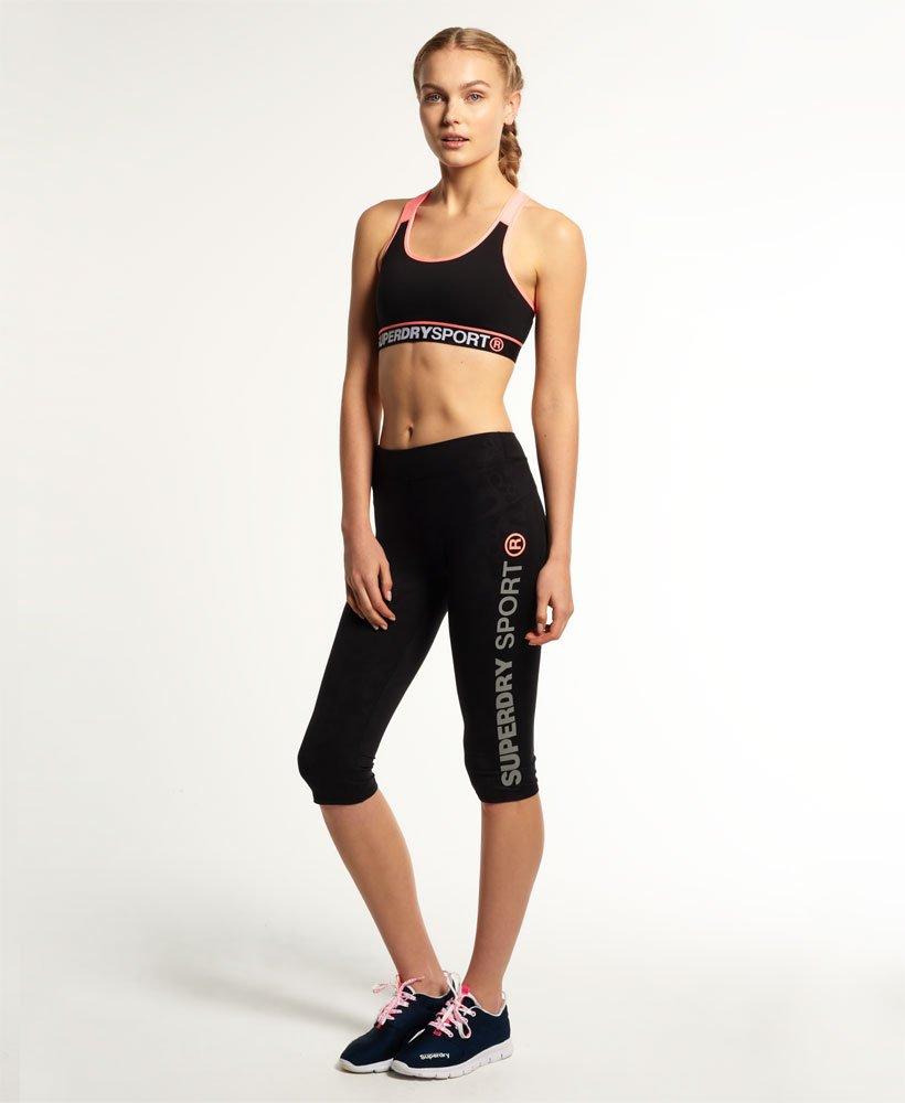 Superdry Damen Core Gym Bh