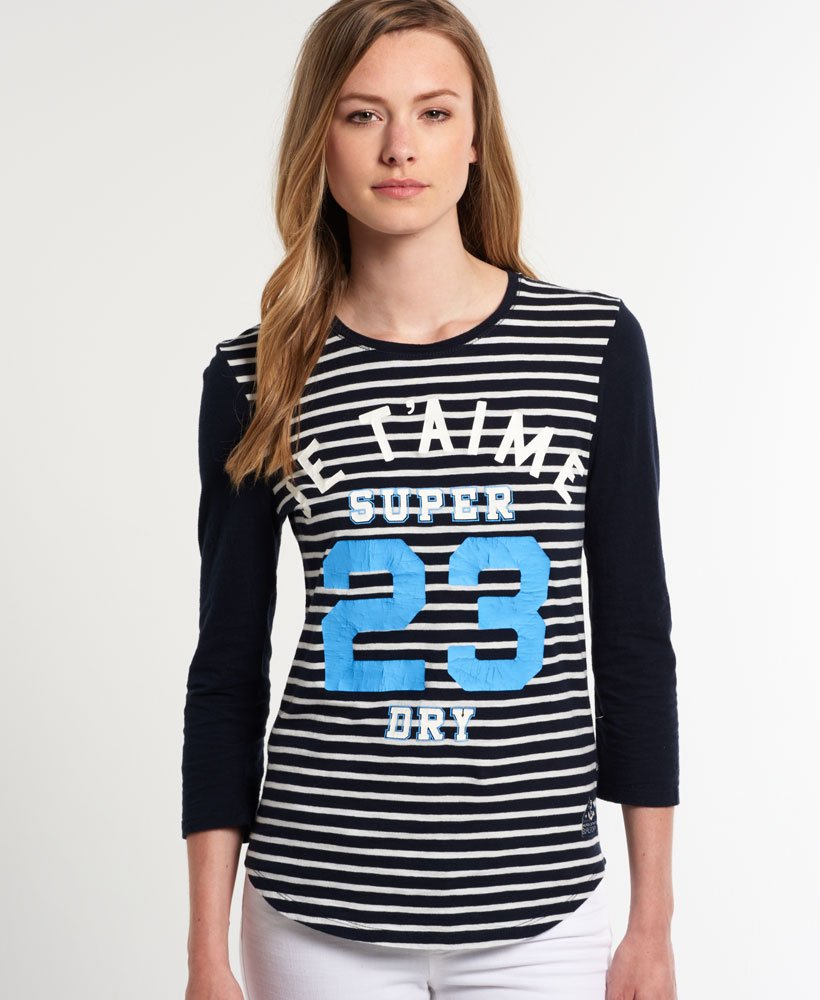Superdry Je T'aime Top
