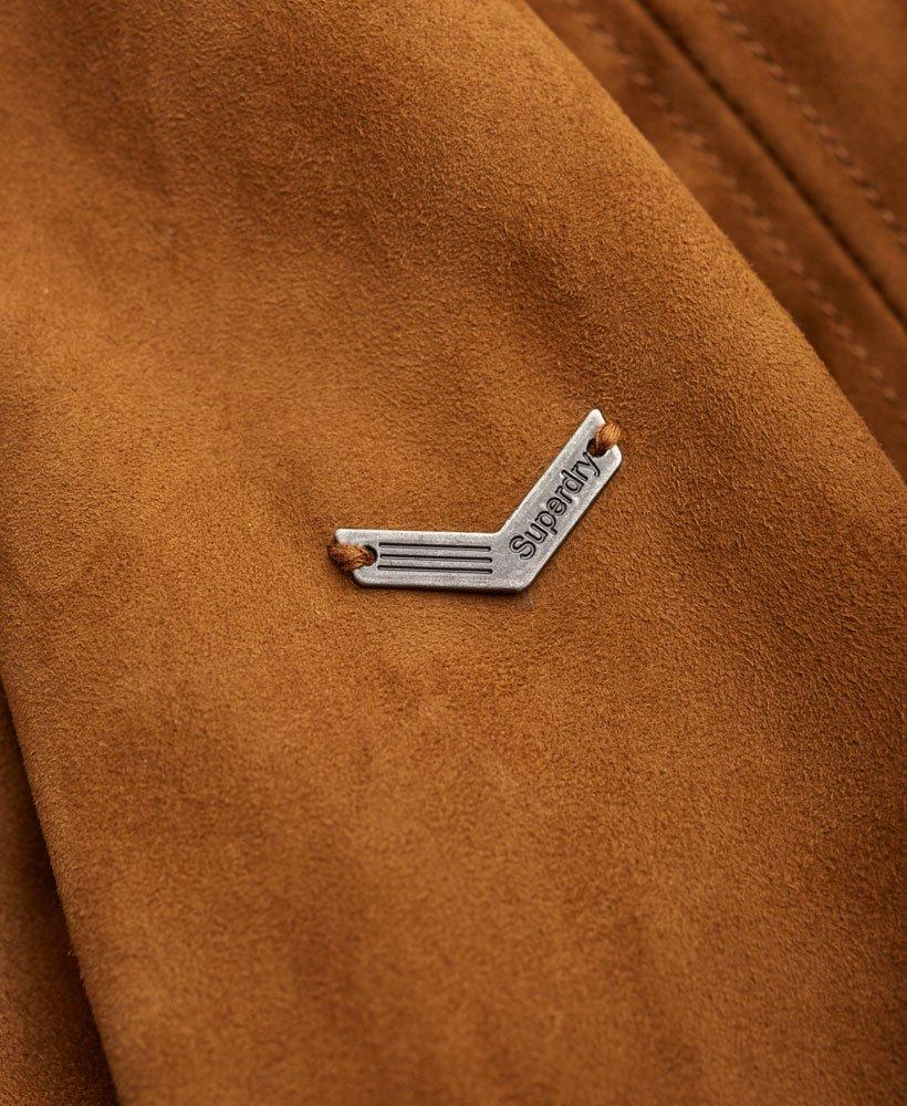 7141d067 Superdry Neonomad skinnjakke med frynser - Dame Jakker og yttertøy